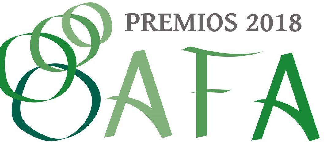 Los Premios AFA 2018 se entregarán el próximo 19 de noviembre
