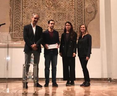 Fallo del I Certamen Literario Fundación Antonio Gala