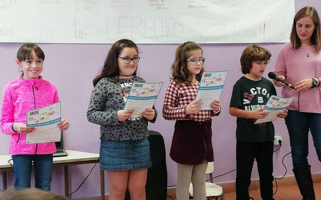 El HTMM organiza un concurso de cuentos por el Día Internacional de los Derechos de la Infancia