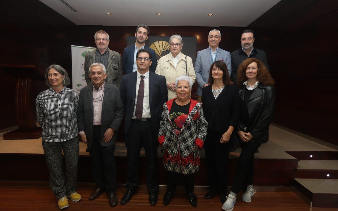 Enrique del Risco, ganador del XX Premio Unicaja de Novela Fernando Quiñones, por 'Turcos en la niebla'