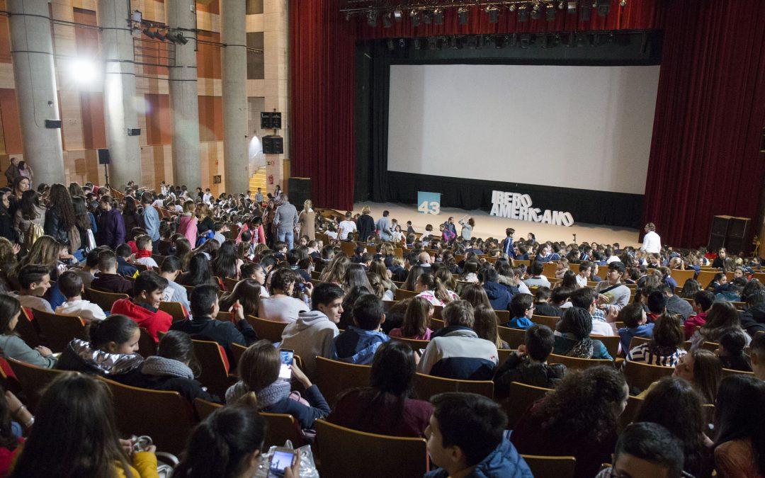 Cerca de 19.000 espectadores de centros educativos acudirán a las proyecciones de la Sección Infantil y Juvenil