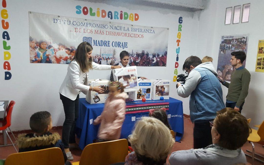 Solera Motor y Mármoles Torreglosa, ganadores del XV Sorteo 'Solidaridad en Escena' de Madre Coraje