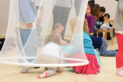 """""""Al museo con bebé"""", iniciativa de CajaGranada Fundación para disfrutar de la cultura en familia"""
