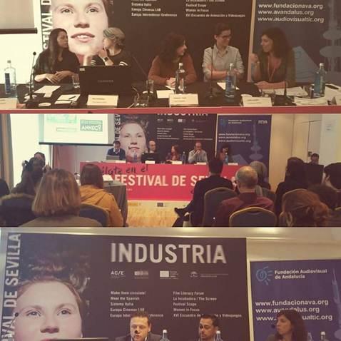 Análisis y debates sobre animación y videojuegos en el Festival de Sevilla