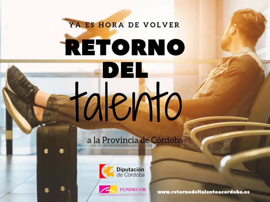 Fundecor abre lasegunda convocatoriadel programaRetorno del Talentoa Córdoba