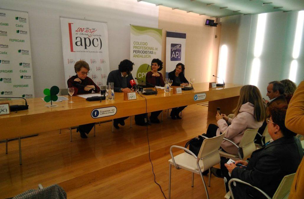 Feproami y colectivos de periodistas promueven la campaña #ReCapacita para un tratamiento adecuado de la discapacidad en los medios