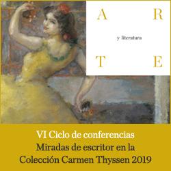 """Vuelve el ciclo """"Miradas de escritor"""" del Museo Thyssen Málaga y la Fundación José Manuel Lara"""