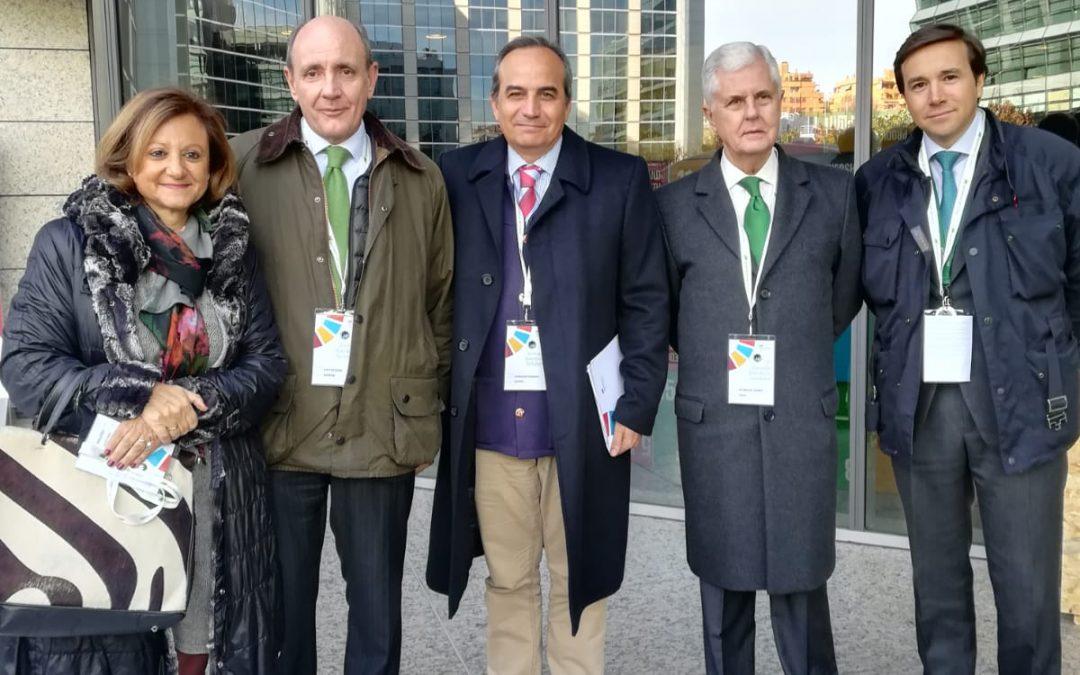 Iberdrola renueva su apoyo económico al programa de rehabilitación de Upacesur