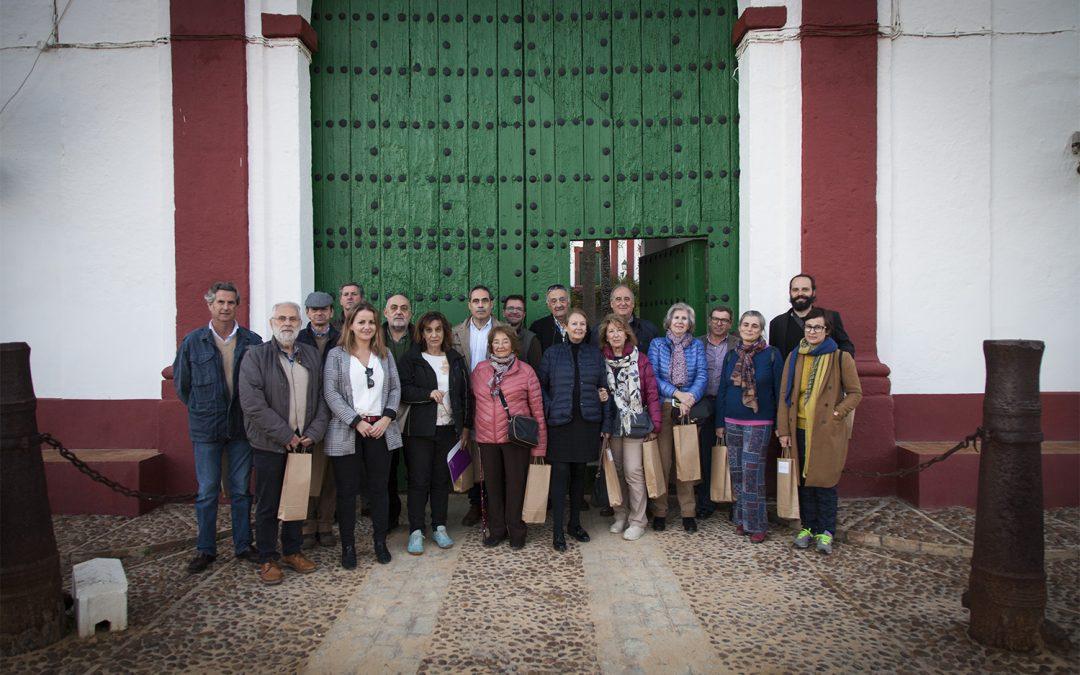 Fupia visita la Hacienda de Guzmán de la Fundación Juan Ramón Guillén