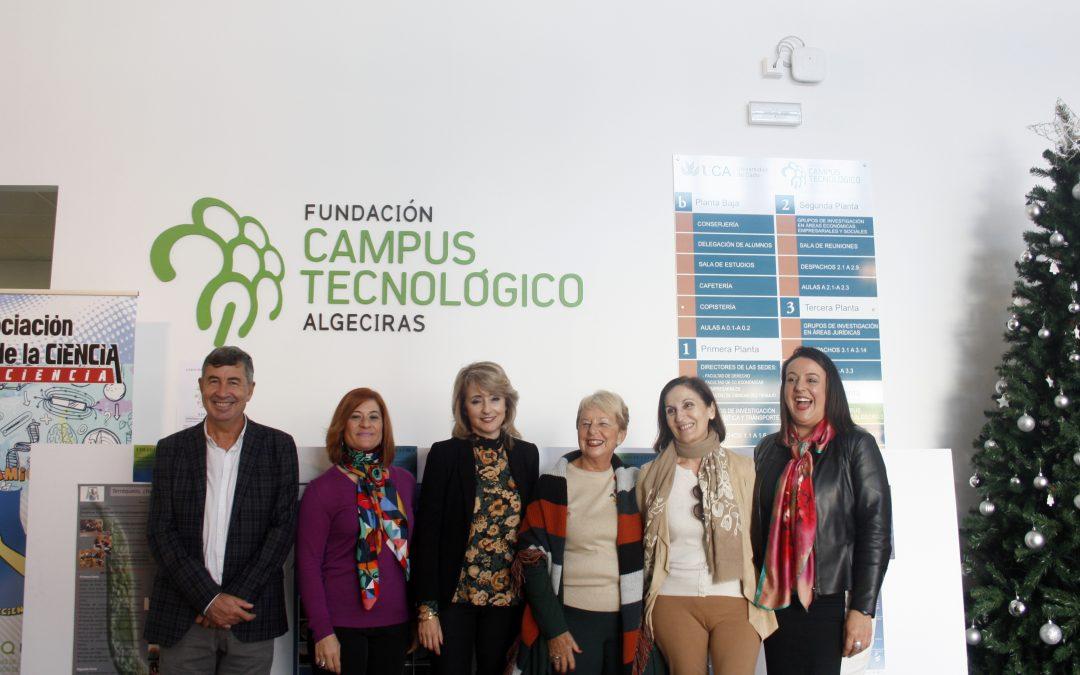 Los mejores trabajos de investigación de alumnos de secundaria de Algeciras expuestos en el edificio I+D+i hasta el 21 de diciembre