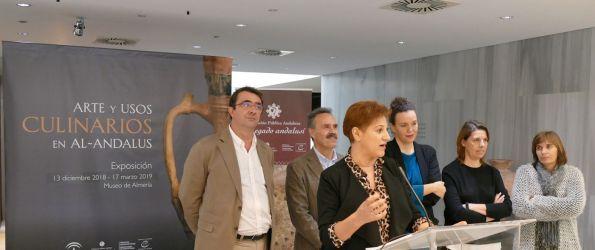Fundación Pública Andaluza El Legado Andalusí y el Museo de Almería inauguran la exposición Arte y usos culinarios en al-Andalus
