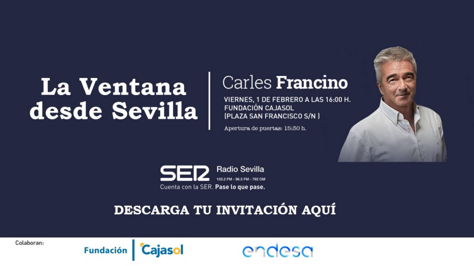 Sevilla Programa La Ventana Cadena Ser Afa Asociaciones Y