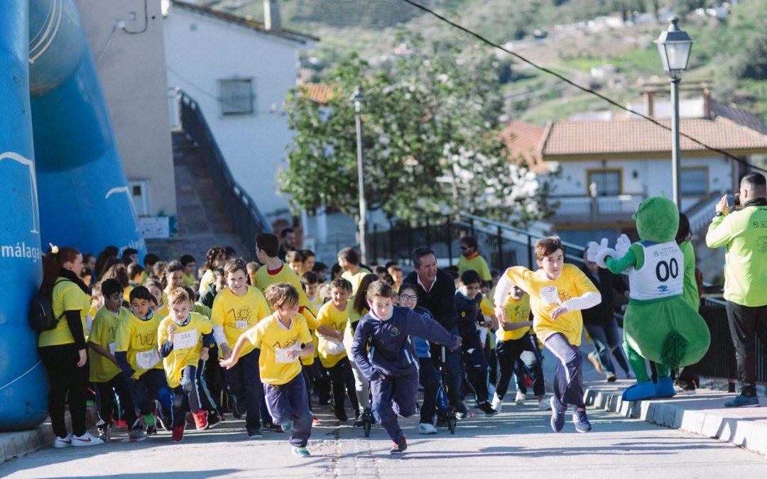 X Carrera Solidaria Colegio Ntra. Sra. de Lourdes a beneficio de Cudeca
