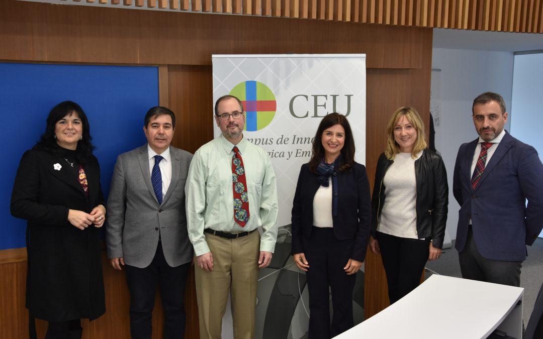 El catedrático en Educación de la Universidad de Harvard, Jon Star, en CEU Andalucía