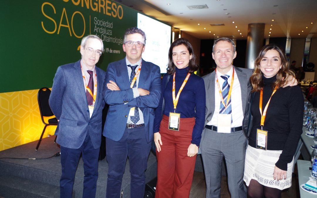 Especialistas del Hospital La Arruzafa exponen nueve ponencias en el Congreso de la SAO