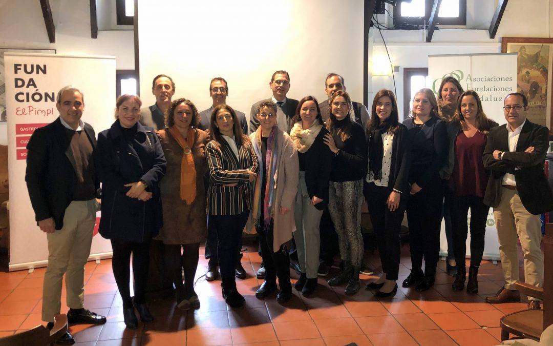 AFA conecta en Málaga a 30 Fundaciones y Asociaciones