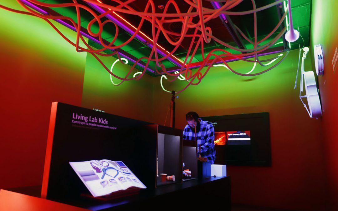 Fundación Unicaja impulsa el Living Lab Kids de Museo Interactivo de la Música de Málaga