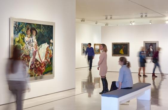 La Colección Carmen Thyssen y las exposiciones temporales reciben más de 160.000 visitas durante 2018