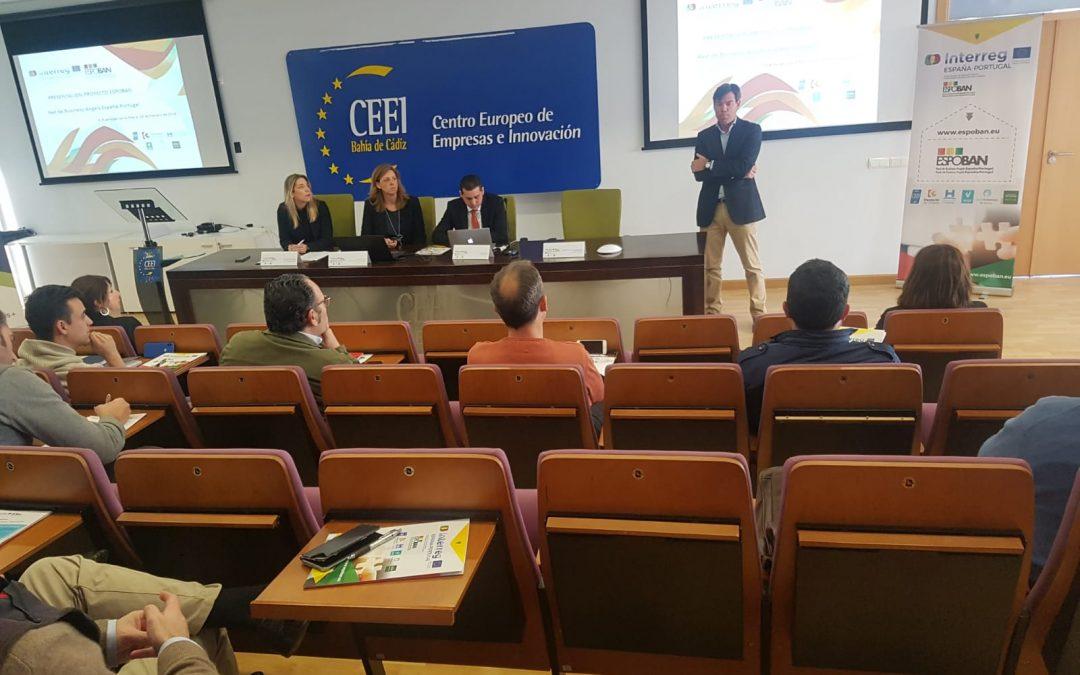 """El CEEI presenta la II edición de la Red de Business Angels """"ESPOBAN"""" en Cádiz"""