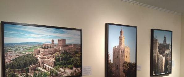 """El Legado Andalusí inaugura la exposición """"Arquitectura andalusí. Espacios y Miradas"""" en Orihuela (Alicante)"""