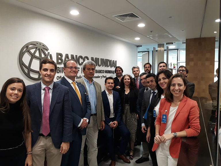 CTA participa en una misión multilateral a Perú organizada por Extenda