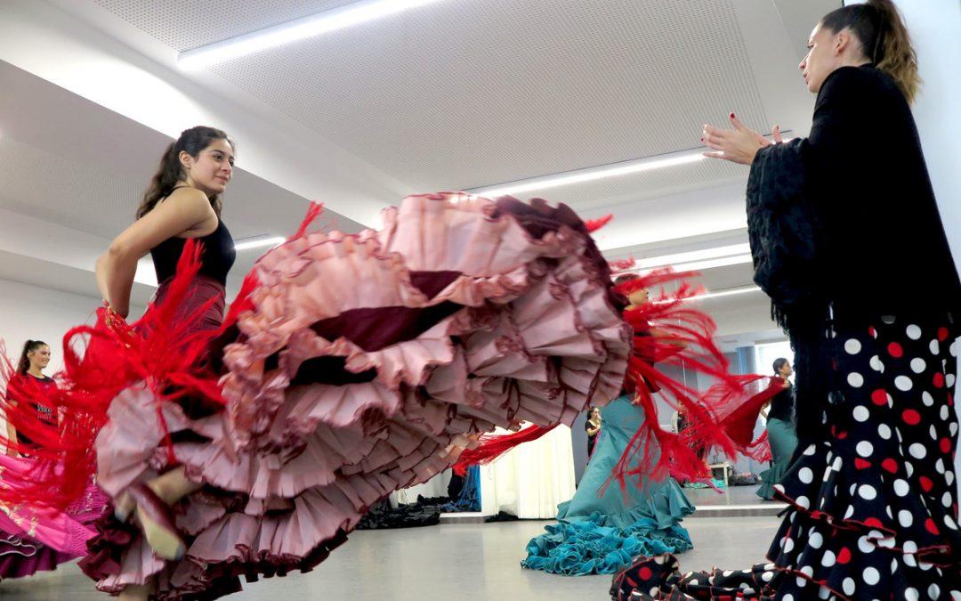 La Fundación Cristina Heeren convoca el Curso Flamenco Intensivo de Verano 2019