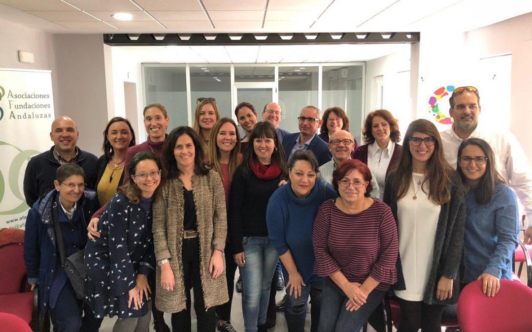 Éxito de asistencia en el curso para aprender a gestionar una ONG en Málaga
