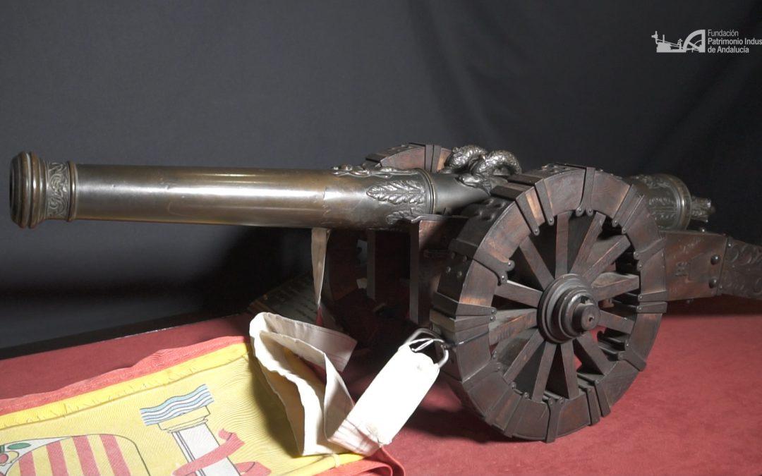 Entrevistan a Pedro Mora, experto en procesos históricos de fabricación de cañones, por el X anivervario de FUPIA