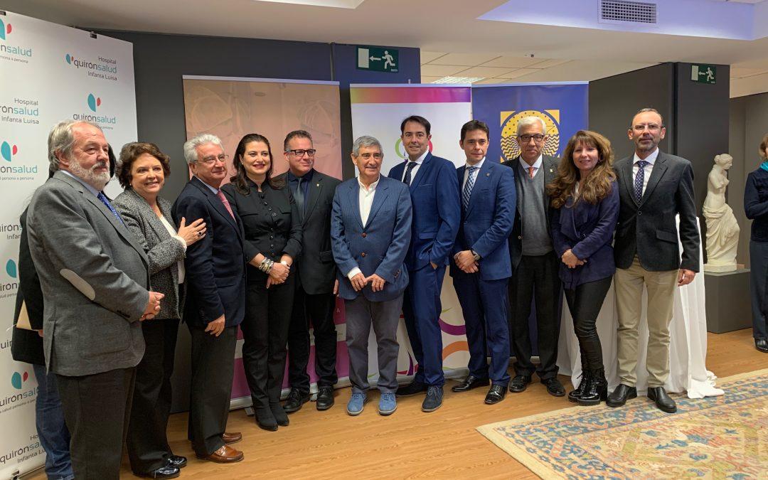 Inauguración del primer Máster en Técnicas Avanzadas de Medicina Estética, Cosmética y Regenerativa de Andalucía