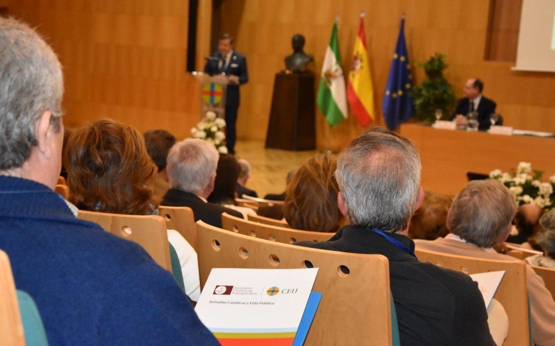 Los jóvenes serán protagonistas en las XII Jornadas Católicos y Vida Pública de CEU Andalucía