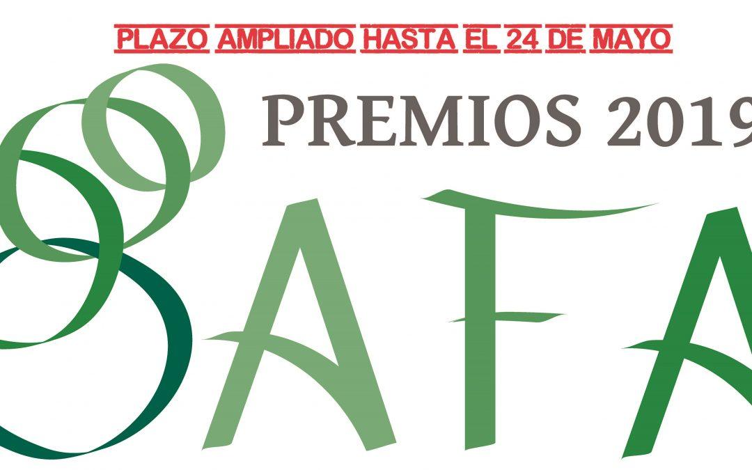 Abierto el plazo para presentar las candidaturas a los Premios AFA 2019