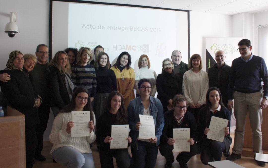 Dos alumnas algecireñas logran una beca para el Centro Nacional de Investigaciones Oncológicas y la Fundación para la Investigación, Desarrollo y Aplicación de Materiales Compuestos