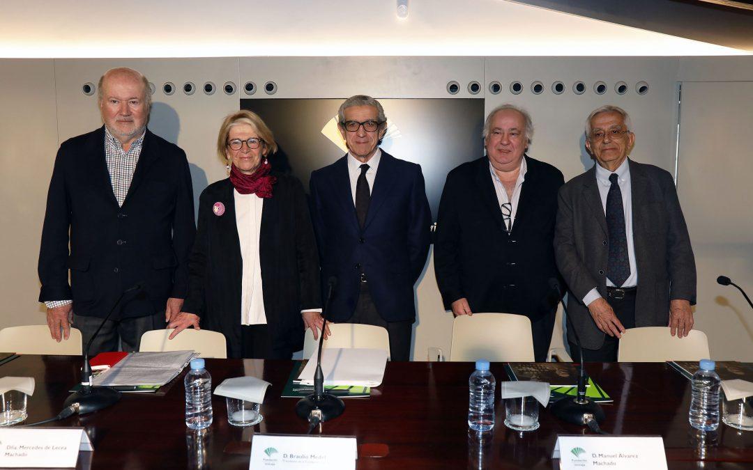 Fundación Unicaja inaugura en Sevilla una exposición de sus fondos machadianos