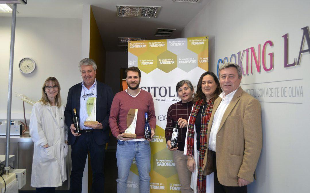 Citoliva consolida su 'Sello de Excelencia' en la elaboración de aceites tempranos con dos nuevos premiados en 'Jaén Selección' 2019