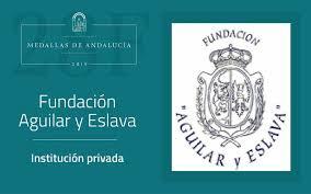 La Fundación Aguilar y Eslava de Cabra reconocida con la Medalla de Andalucía