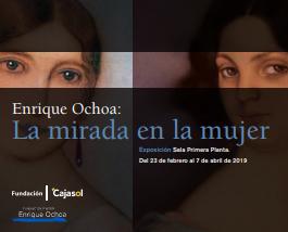 Sevilla. Inauguración de la exposición 'La mirada en la mujer', de Enrique Ochoa