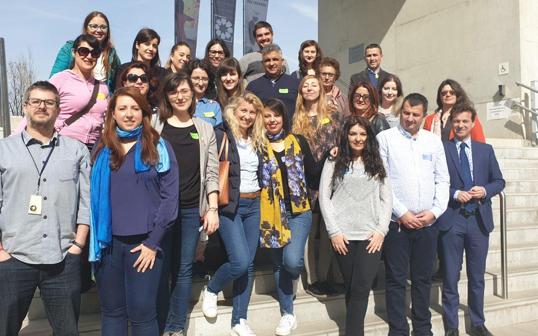 Balance positivo en las jornadas de trabajo del proyecto europeo sobre modernización del acceso al conocimiento del patrimonio cultural