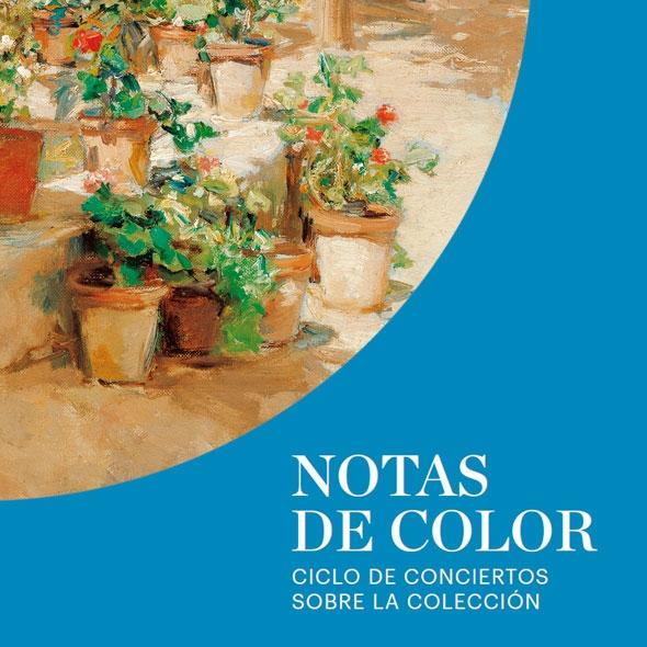 """La música de la Colección Carmen Thyssen en el ciclo """"Notas de color"""""""