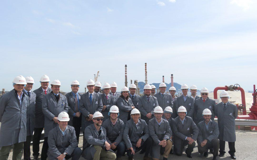 CEPSA y CTA muestran las necesidades de I+D+i de la compañía energética a un grupo de empresas innovadoras