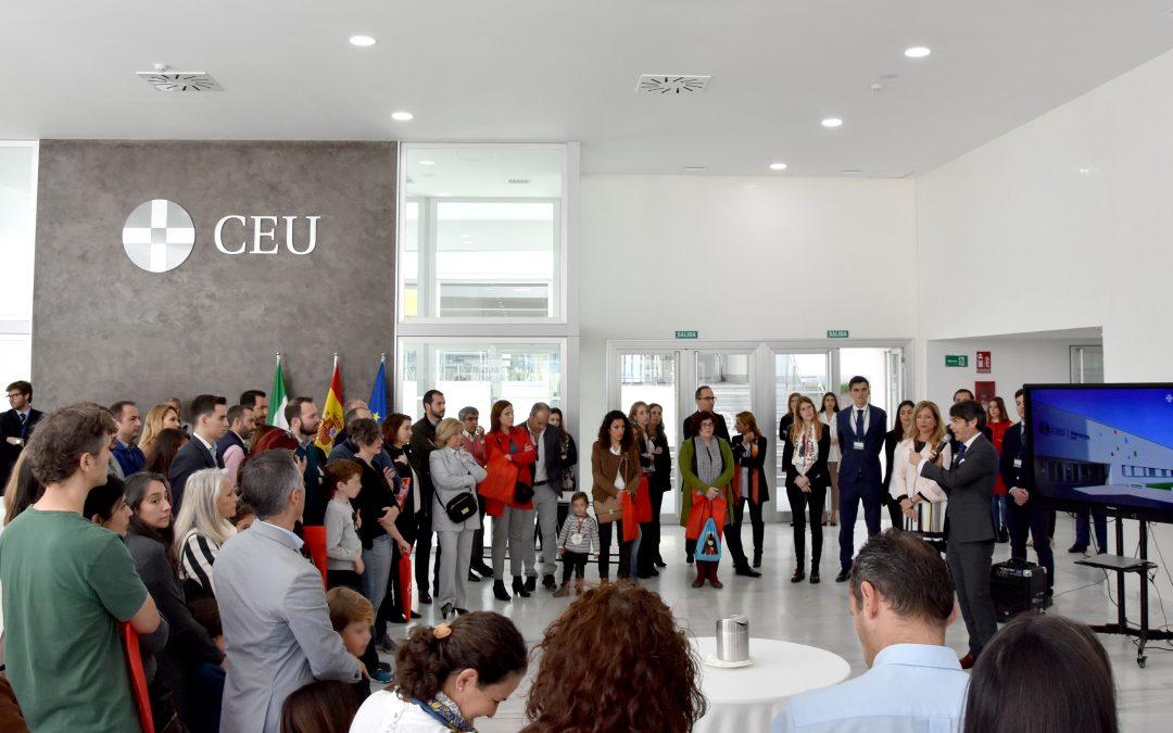 Open Day en el Colegio CEU San Pablo Sevilla: un colegio que enseña innovando