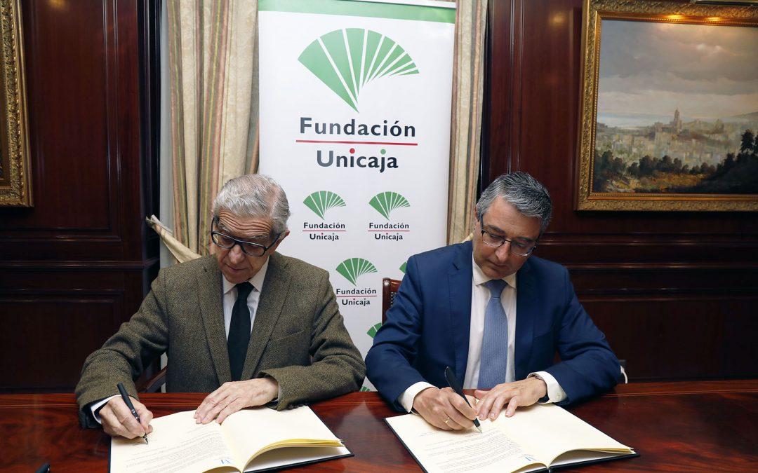 Fundación Unicaja y la Diputación de Málaga renuevan un año más su colaboración en materia cultural, deportiva y medioambiental
