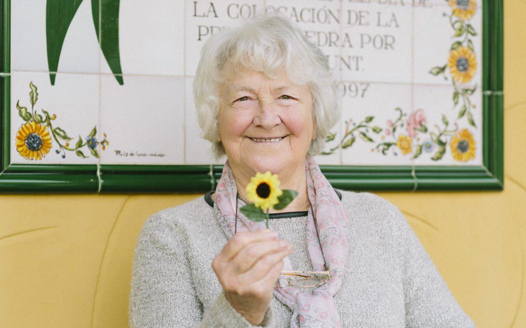 Semblanza de una gran mujer, Joan Hunt, fundadora de la Fundación Cudeca