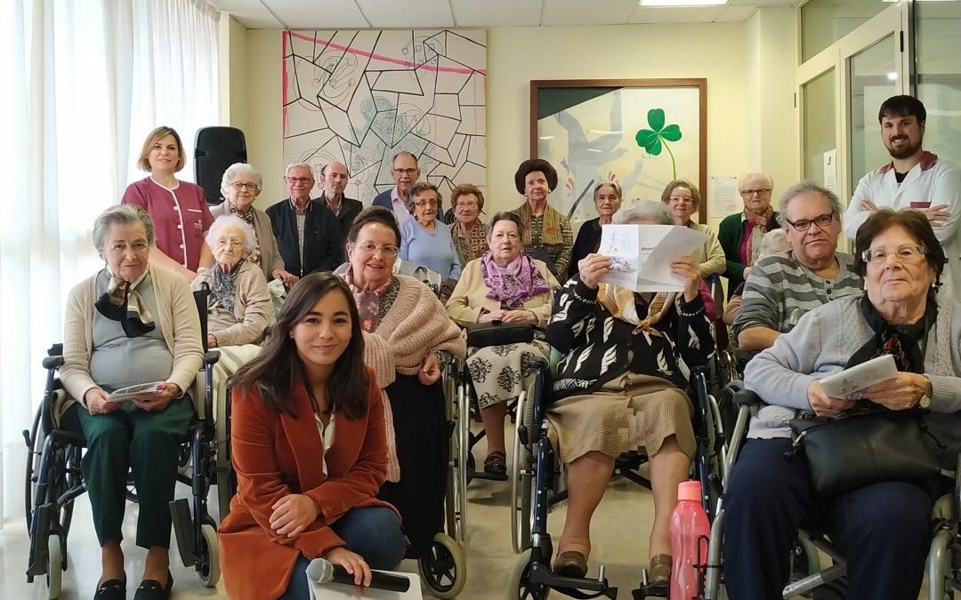 Arte para todas las edades gracias a INTERGENERARTE, un proyecto de Fundomar y el Ayuntamiento de Sevilla