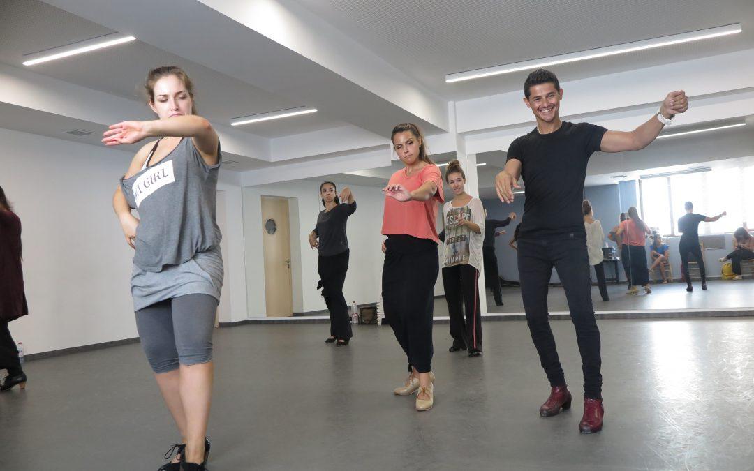 La Fundación Cristina Heeren refuerza con Rafael Campallo, Ana Morales, Rafael Estévez y Valeriano Paños el profesorado de Baile Flamenco en el último trimestre del Curso Flamenco Anual 2018/2019