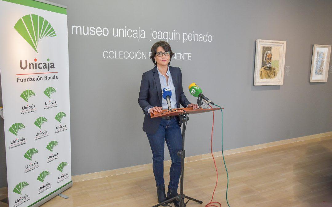 Fundación Unicaja Ronda retoma su ciclo de talleres 'Sábados de Arte en el Peinado'