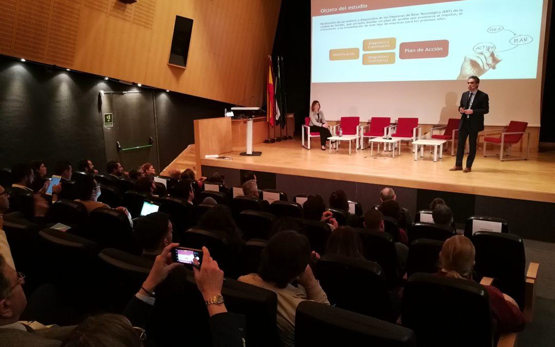CTA presenta un diagnóstico y plan de acción para las EBT de Sevilla encargado por el Ayuntamiento