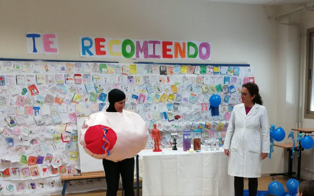 Más de 300 escolares sevillanos participan en ta-lleres infantiles sobre biomedicina y terapias avanzadas