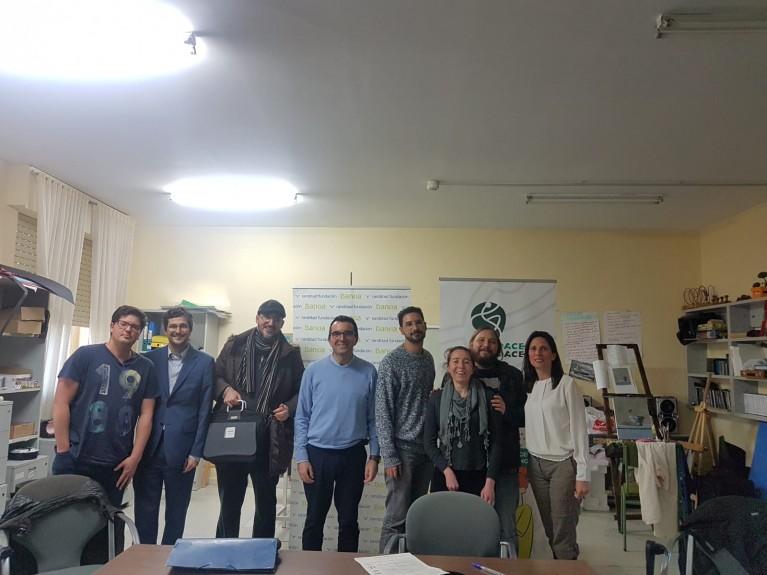 Fundación Randstad colabora con Dace/Indace en la inserción laboral de personas con DCA