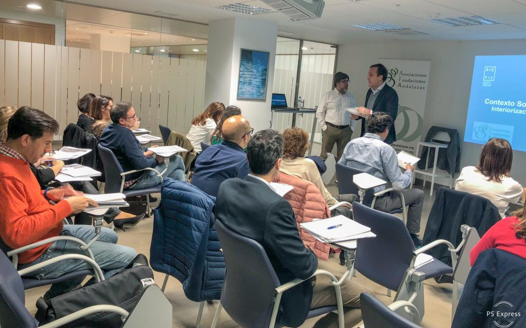Arranca con éxito el curso para aprender a elaborar un Plan de Captación de Fondos Privados