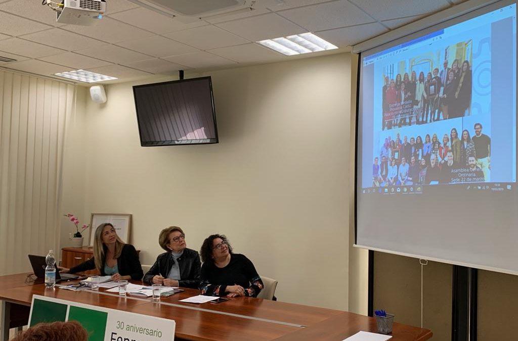 Celebrada Asamblea General Ordinaria de Feproami